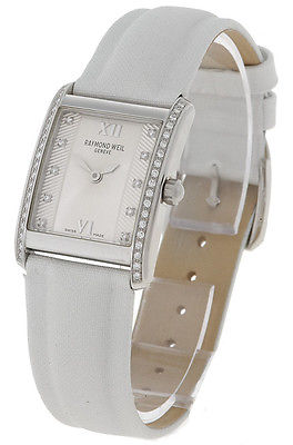 RAYMOND WEIL Don Giovanni 48 Diamond Ladies Watch 58731-SLS-00685