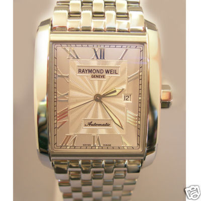 RAYMOND WEIL Don Giovanni AUTOMATIC Gents Watch 2671-ST-00658