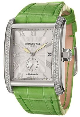 RAYMOND WEIL Don Giovanni Cosi Grande Diamond Gents Watch 2875-SLS-00658
