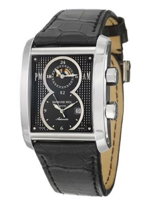 RAYMOND WEIL Don Giovanni Cosi Grande Dual Time Gents Watch 4888-STC-20001