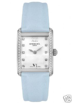 RAYMOND WEIL Don Giovanni Diamond Ladies Watch 58731-SLS-00385
