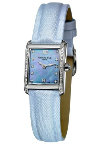 RAYMOND WEIL Don Giovanni Diamond Ladies Watch 5875-SLS-00955
