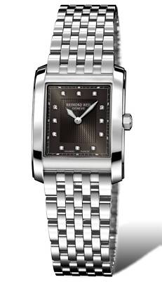 RAYMOND WEIL Don Giovanni Diamond Ladies Watch 5975-ST-70081