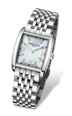 RAYMOND WEIL Don Giovanni Ladies Watch 5976-ST-05927