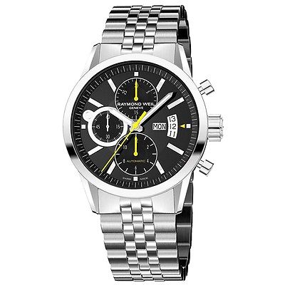 RAYMOND WEIL Freelancer AUTO Chrono Gents Watch 7730-ST-20101