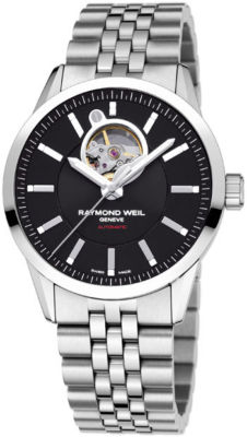 RAYMOND WEIL Freelancer AUTOMATIC Gents Watch 2710-ST-20001