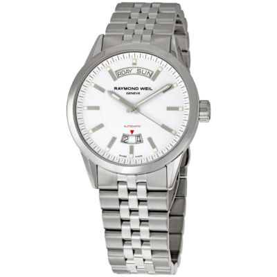 RAYMOND WEIL Freelancer AUTOMATIC Gents Watch 2720-ST-30001