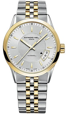 RAYMOND WEIL Freelancer Automatic Gold Gents Watch 2770-STP-65021
