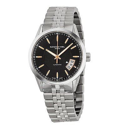 RAYMOND WEIL Freelancer AUTOMATIC Two-tone Gents Watch 2770-ST5-20021