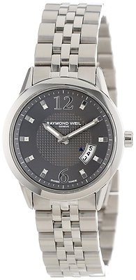 RAYMOND WEIL Freelancer Diamond Ladies Watch 5670-ST-05645