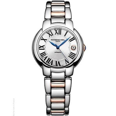RAYMOND WEIL Jasmine AUTO Two-Tone Ladies Watch 2935-S5-00659