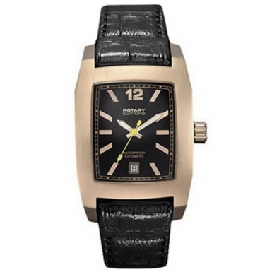 ROTARY Editions 202B AUTOMATIC Gold Gents Watch