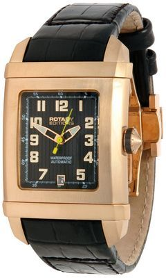 ROTARY Editions 402C AUTOMATIC Gold Gents Watch