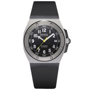 ROTARY Editions 600B AUTOMATIC Titanium Gents Watch