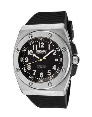ROTARY Editions Titanium AUTOMATIC Gents Watch 602C