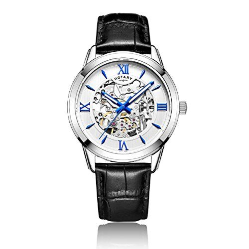 ROTARY Skeleton Dial Automatic Gents Watch GS00651/21