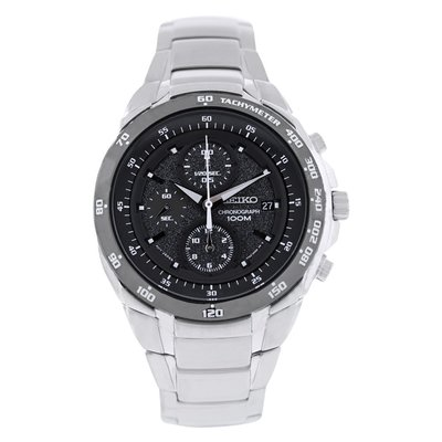 SEIKO Sports Chronograph Gents Watch SND703P1