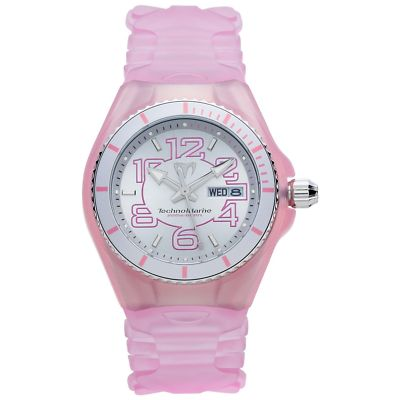 TECHNOMARINE Cruise Pink Gel Ladies Watch 108012