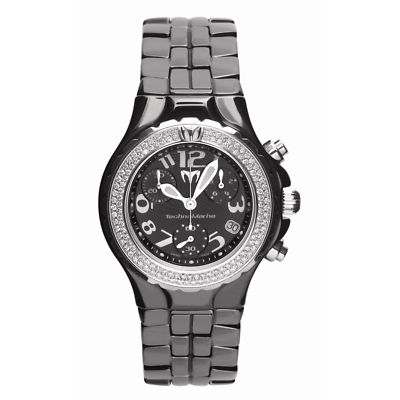 TECHNOMARINE MoonSun Diamond Ceramic Watch DTCB02C