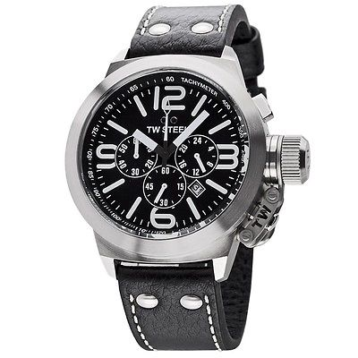 TW STEEL Canteen 45mm Chronograph Gents Watch TW6