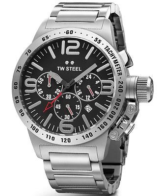 TW STEEL Canteen Chronograph 40mm Gents Watch TW301
