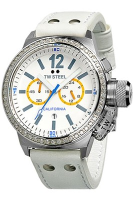 TW STEEL CEO California Chronograph Watch CE1043