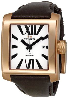 TW STEEL CEO Goliath Rose Gold Gents Watch CE3007