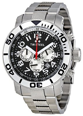 TW STEEL Grandeur Diver Chronograph Gents Watch TW70