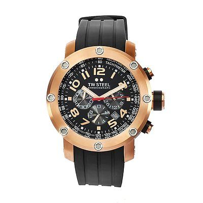 TW STEEL Grandeur Tech Chronograph Gents Watch TW130