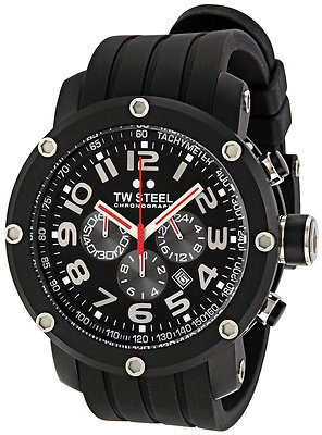 TW STEEL Grandeur Tech Chronograph Gents Watch TW135