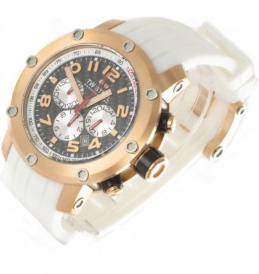 TW STEEL Grandeur Tech Chronograph Gents Watch TW605