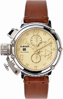 U-Boat Chimera 925 Silver Limited Edition Automatic Gents Watch 7115