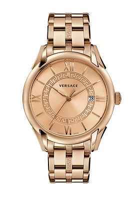 VERSACE Apollo Rose Gold Quartz Gents Watch VFI06-0013
