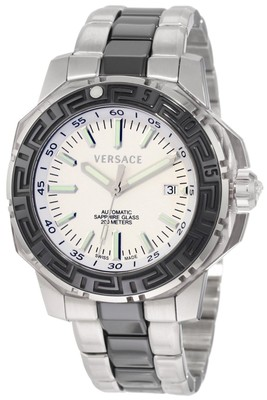 VERSACE V-Couture Steel Divers Gents Watch 15A99D001S099