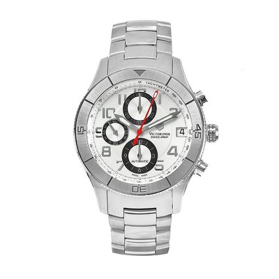 VICTORINOX Ambassador Clous De Paris AUTO Gents Watch 241191