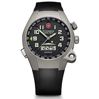 VICTORINOX ST-5000 Pathfinder Titanium Gents Watch 24837