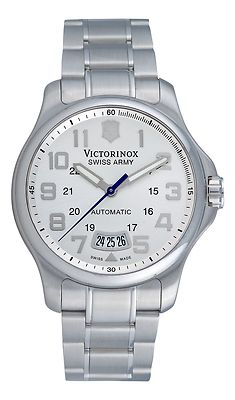 VICTORINOX Swiss Army Officers AUTO Gents Watch 241372