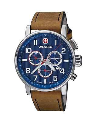 WENGER Commando Chrono Gents Watch 01.1243.101