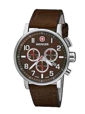 WENGER Commando Chrono Gents Watch 01.1243.102