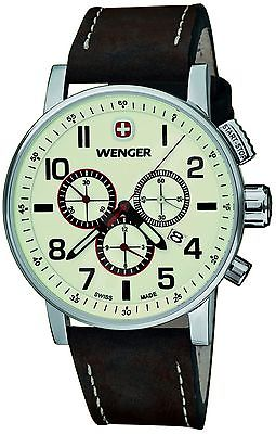 WENGER Commando Chronograph Gents Watch 01.1243.105