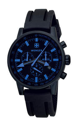 Wenger Commando Pdg Chronograph Gents Watch 70892