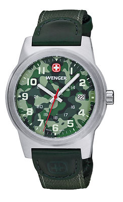 WENGER Field Classic Colour Gents Watch 01.0441.105