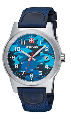 WENGER Field Classic Colour Gents Watch 01.0441.106