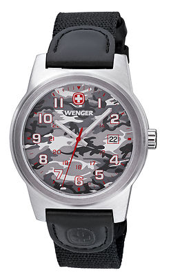 WENGER Field Classic Colour Gents Watch 01.0441.108
