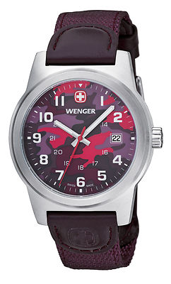 WENGER Field Classic Colour Gents Watch 01.0441.110