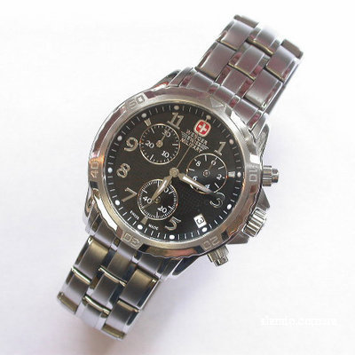 Wenger Gst Knight Chronograph Gents Watch 79136