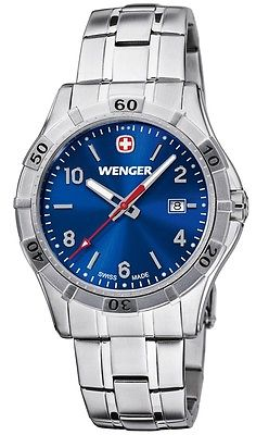 WENGER Platoon Gents Watch 01.0941.104