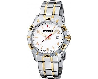 WENGER Platoon Gents Watch 01.0941.105
