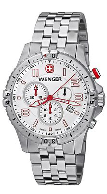 WENGER Squadron Chronograph Gents Watch 77059