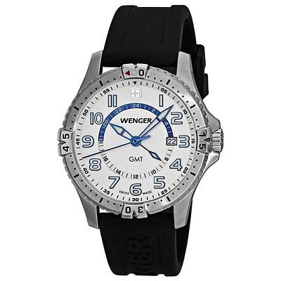 WENGER Squadron GMT Gents Watch 77070